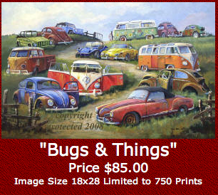 Image of DALE KLEE - BUGS AND THINGS