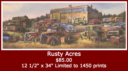 Image of DALE KLEE - RUSTY ACRES