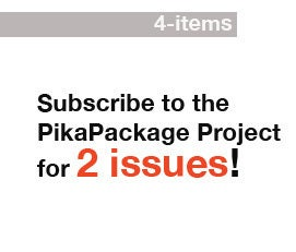 Image of 2-issue subscription (4-items)