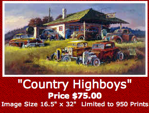 Image of DALE KLEE - COUNTRY HIGHBOYS
