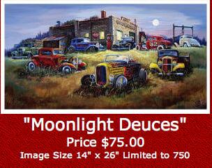 Image of DALE KLEE - MOONLIGHT DEUCES