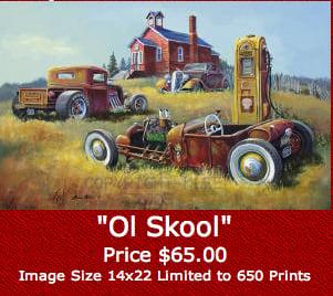 Image of DALE KLEE - OL SKOOL