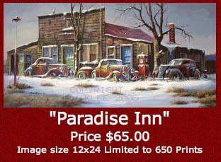 Image of DALE KLEE - PARADISE INN