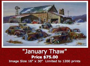 Image of DALE KLEE - JANUARY THAW