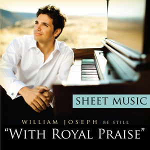 Image of With Royal Praise - sheet music (digital download)