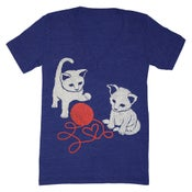 Image of V-Neck Kittens - Unisex XXS - MD