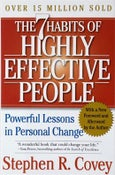 Image of The 7 Habits of Highly Effective People - Stephen Covey