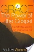 Image of Grace: The Power of the Gospel - Andrew Wommack