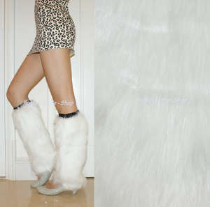 Leg warmers for strippers