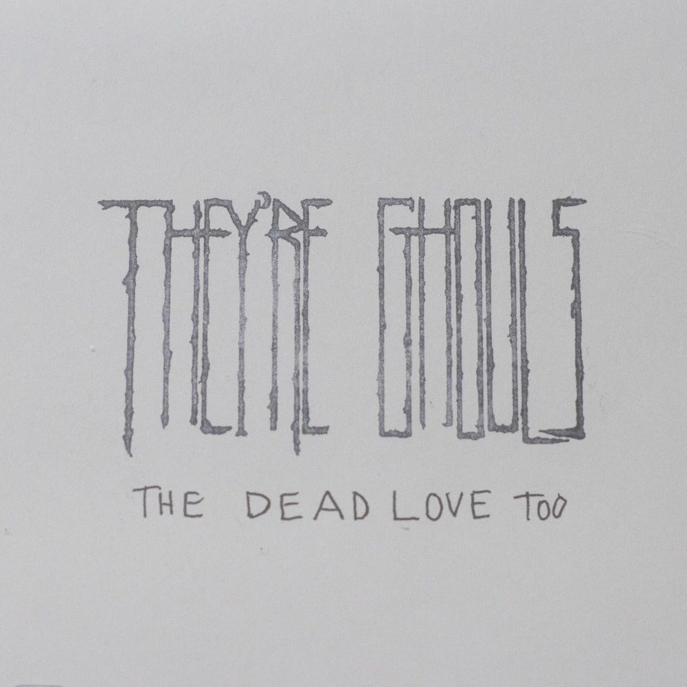 Image of The Dead Love Too CD