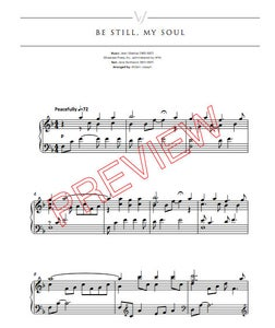 William Joseph Be Still My Soul Sheet Music Digital Download