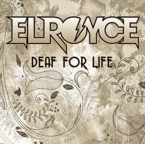 "Image of CD EP ""DEAF FOR LIFE"""