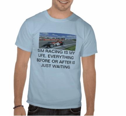 Image of Sim Racing is my life