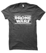 "Image of Men's - ""Stop The Drone Wars"" T-Shirt"