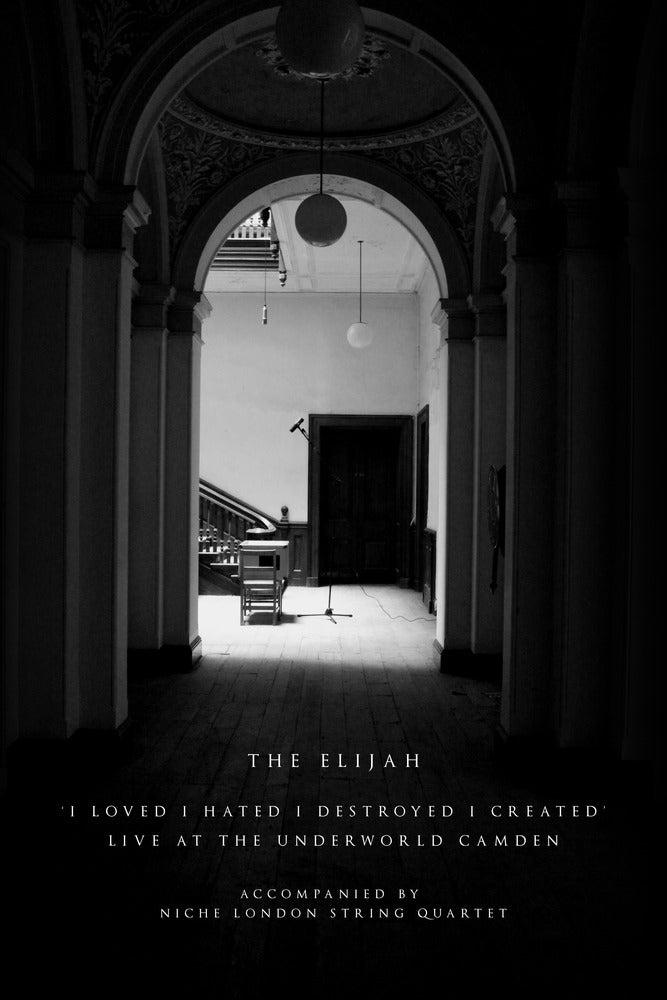 "Image of The Elijah - ""Live At The Underworld"" DVD/CD"