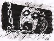 Image of Evil Dead fruit cellar deadite