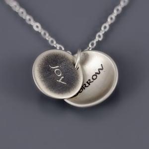 Image of Joy/Sorrow Necklace