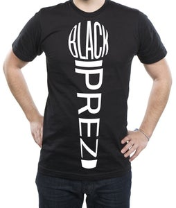 Image of Mens Microphone Tee - Black