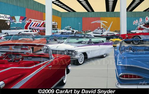 Image of AUTO SHOW 1959