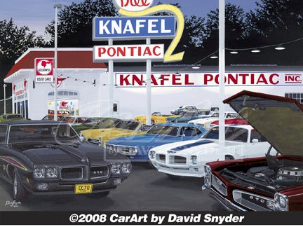Image of KNAFEL PONTIAC