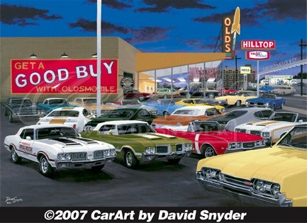 Image of GOOD BUY OLDS
