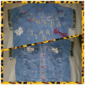 Image of CUSTOM KIDS VEST
