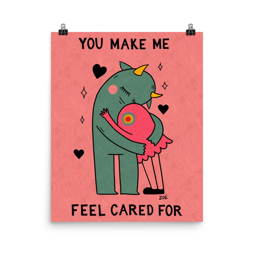 Cared For