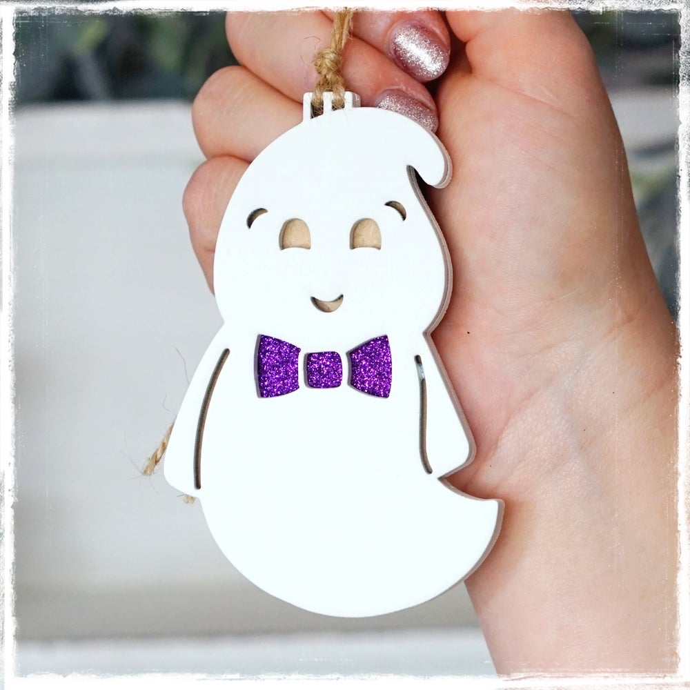 Image of Little Ghost