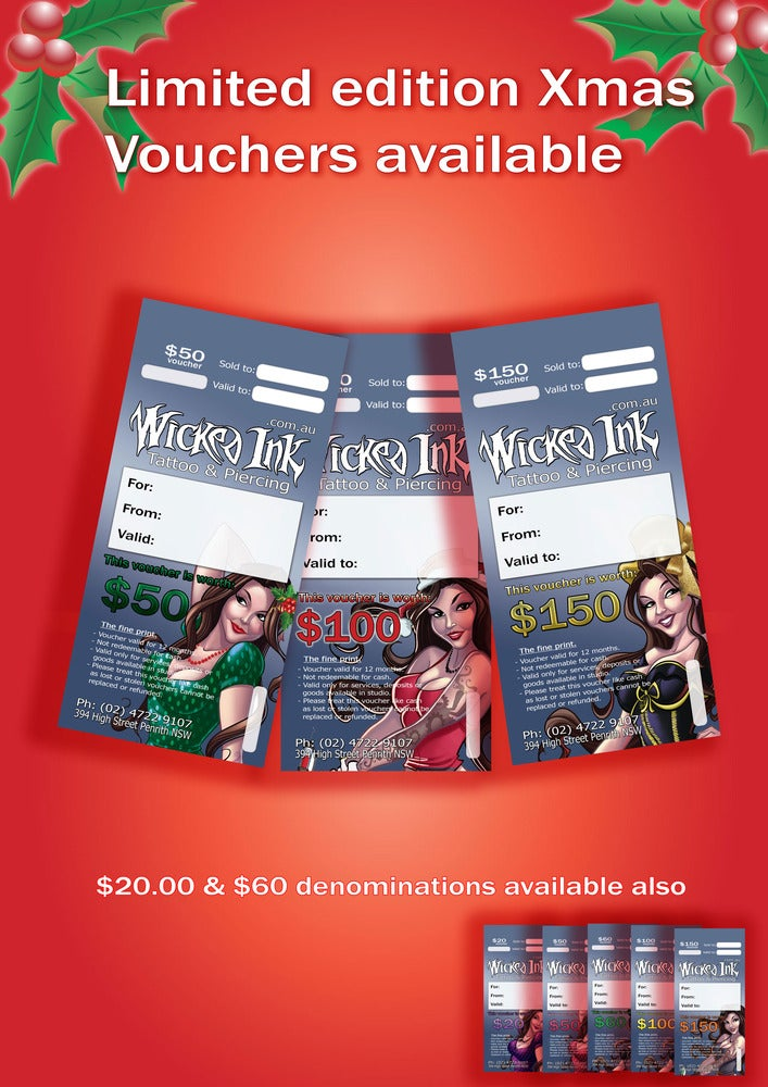 Image of $150 Christmas Voucher
