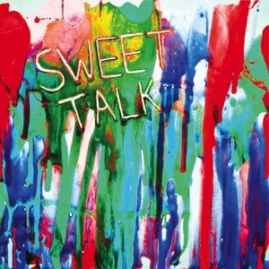 Image of SWEET TALK - 'Pickup Lines' LP (12XU 043-1)
