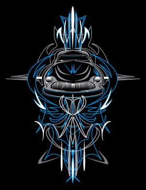 Image of lordz pinstripe shirt