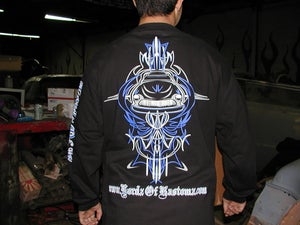 Image of lordz pinstripe long sleeves