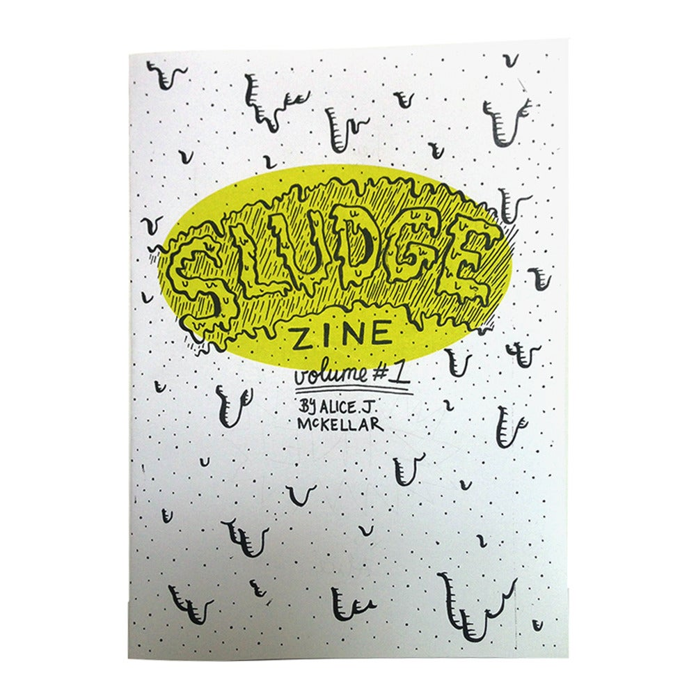 Image of Sludge Zine