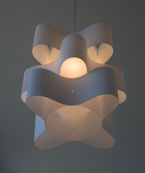 Image of The Orbit Pendant Shade or Stand Mounted 30cm