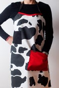 Image of Happy cow apron