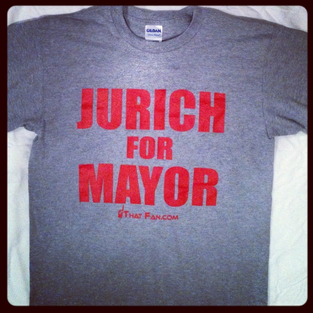 Image of Jurich for Mayor