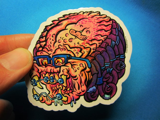 Image of PREDANERD STICKER!
