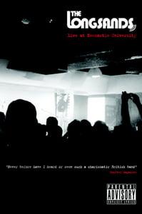 Image of Longsands Live DVD @ Newcastle Uni