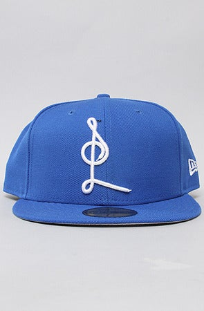 Image of TSL New Era 59Fifty Fitted (Air Force Blue)