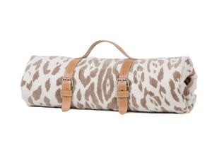Image of Natural Jaguar Hide Beach Towel