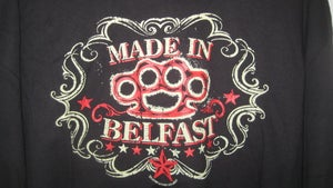 Image of Made in Belfast T-Shirt