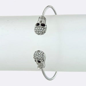 Image of Bling Skull Cuff