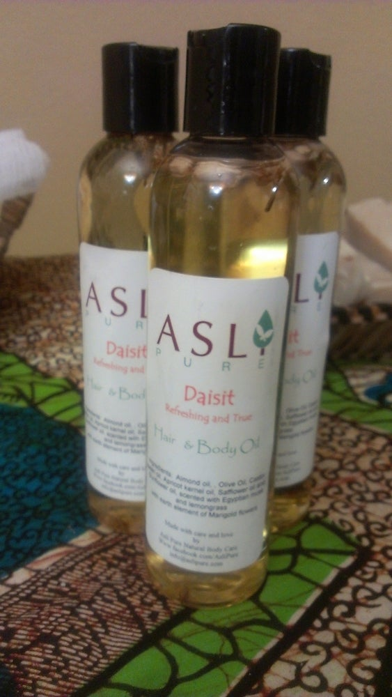 Image of Daisit Hair & Body Oil