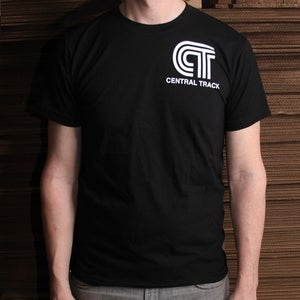 Image of Central Track Logo Tee