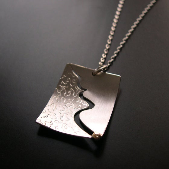 Image of Winding River Pendant