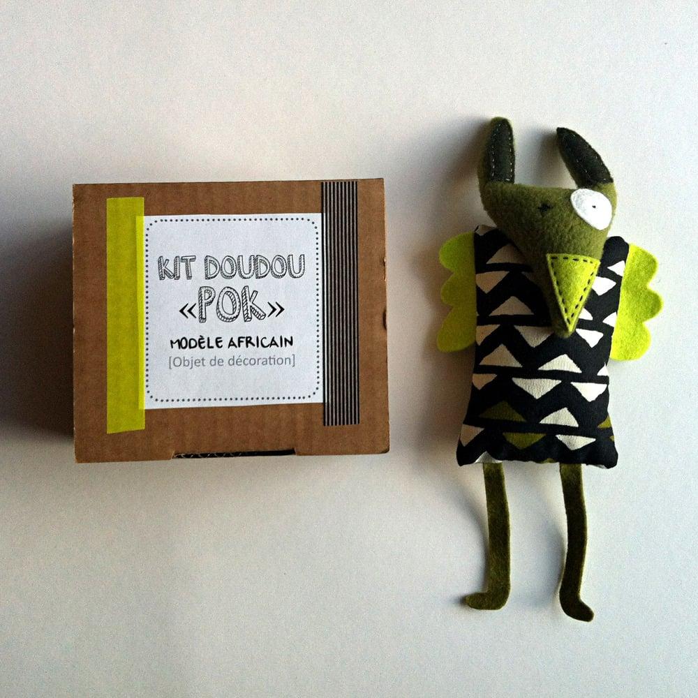 Image of KIT DOUDOU /// POK Modèle Africain
