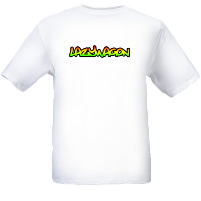 Image of LazyWagon Rasta Shirt