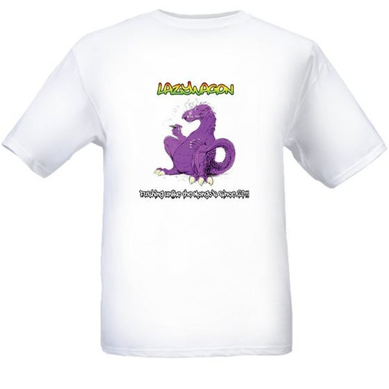 Image of LazyWagon HazyDragon Shirt