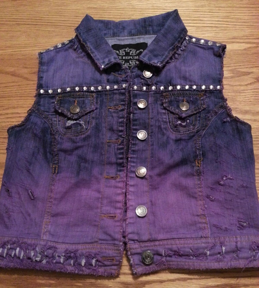 d1a17fbc79dc0a Dope Jewelry — Custom Denim Vest