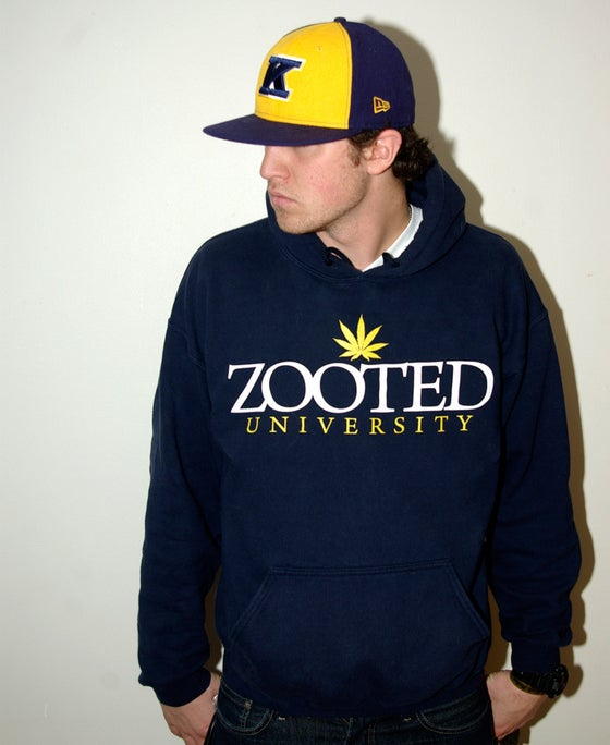 Image of Zooted University Hoodie